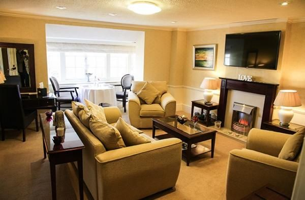 The Crown Suite at Crown Hotel, Wetheral. www.iknow-lakedistrict.co.uk
