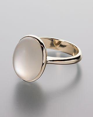 Goldring mit Cylon Mondstein #schmuck #jewellery #sognidoro #sogni #d´oro #ring