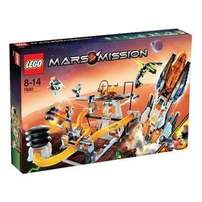 LEGO Mars Mission 7690