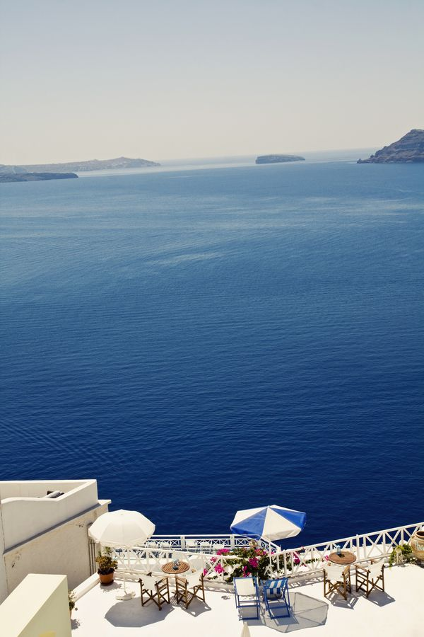 GREECE CHANNEL | #Santorini, #Caldera #View http://www.greece-channel.com/