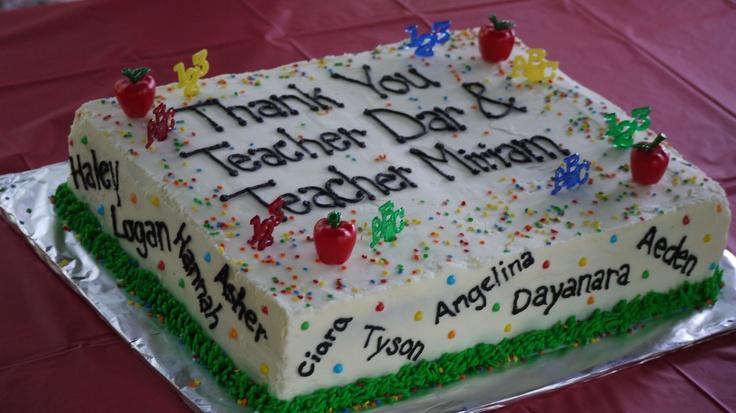 Preschool graduation cake Cake decorating ideas ...