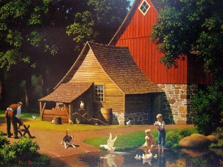 Memories - Paul Detlefsen