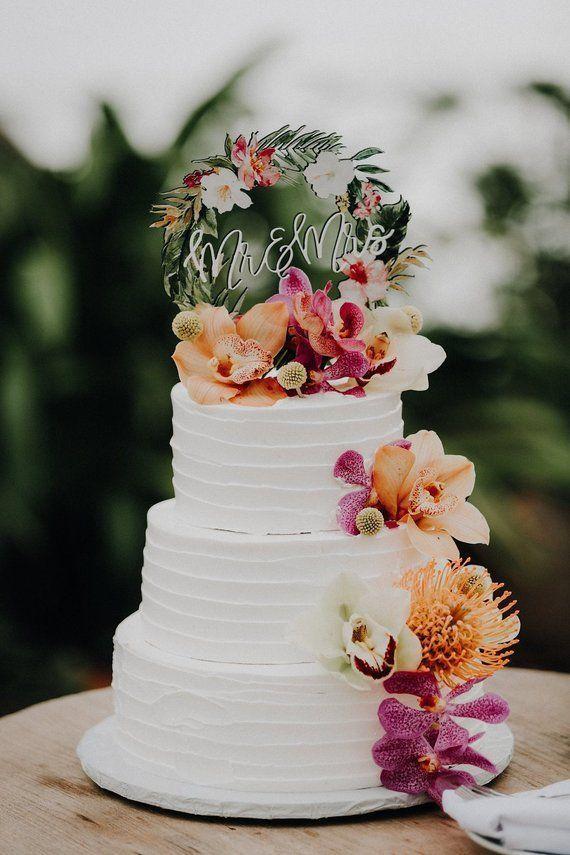 Montones De Ideas Como Esta Para Ti En Mis Tableros Te Las Vas A Perder In 2020 Wedding Cake Toppers Unique Tropical Wedding Cake Beach Wedding Cake