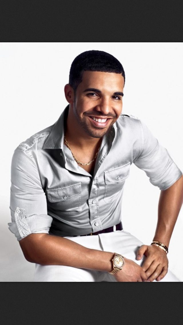 Drake.. This pose looks like a Lifetouch school picture.