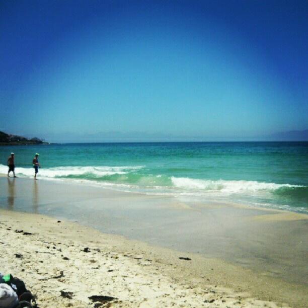 Fishoek Beach Instagram photo by @misskimlanceley via ink361.com