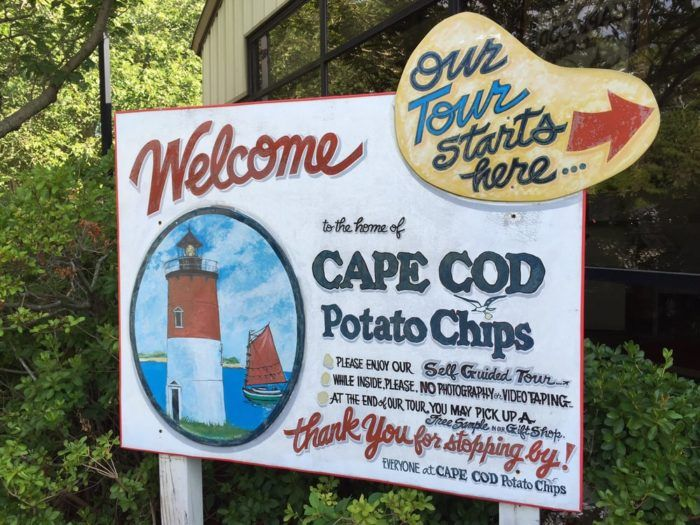 The Cape Cod Potato Chip factory tour is a fun way to learn about the Bay State's favorite chip and pick up some snacks at the same time!. Located in Hyannis, the factory receives over 250,000 visitors annually.