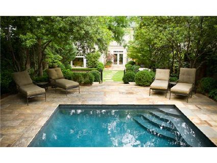 Patio/Pool Landscaping