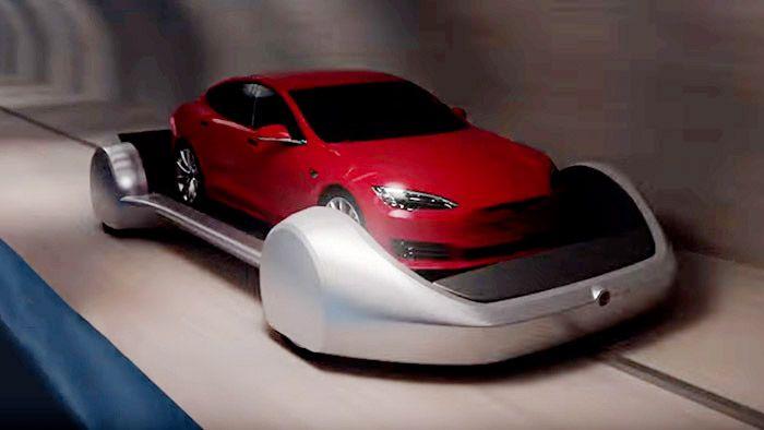 Elon Musk chce vytvořit speciální podzemní tunely pro auta