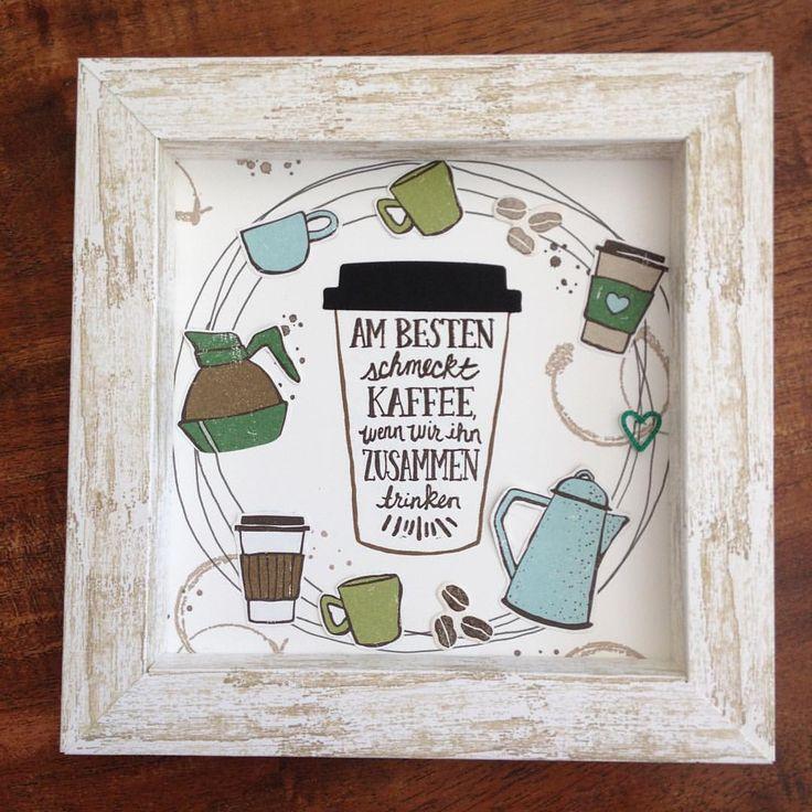 Coffee break suite. Stampin'Up!