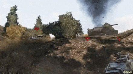 Juegos de guerra - Tanques gif 36