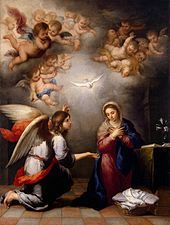 Structure of the Gospel of St. Luke (Annunciation) - Wikipedia, the free encyclopedia