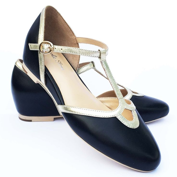 Charlie Stone Venezia Shoes - Blue