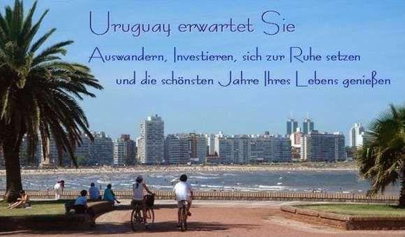 Willkommen in Uruguay!