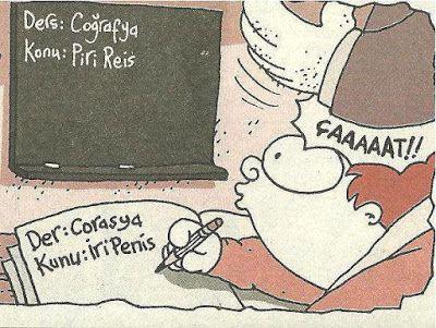 Karikatür XL: Der : Corasya