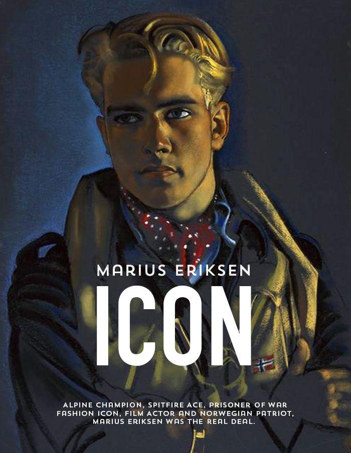 Marius Eriksen Little Norway
