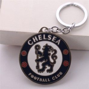 Soccer Fans Fashion Keychain Chelsea Football Club Arsenal Football Team anime jewelry anime keyring anime pendant anime necklace