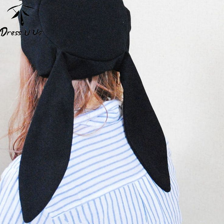 Korean Version Japanese Soft Sister Rabbit Ears Painter Cap Fashion Casual Style Solid  With Spring And Summer Li Bai Hat