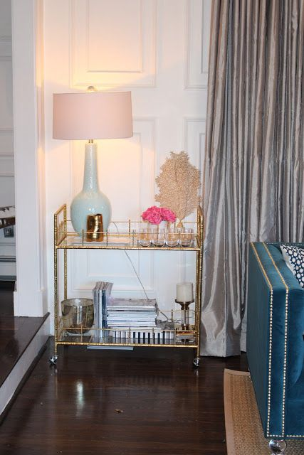 South Shore Decorating Blog: Family Room - Full Reveal