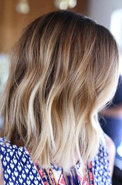 21 Winter Hair Color Ideas for Medium Hairstyles 2018 2019 | hair ...