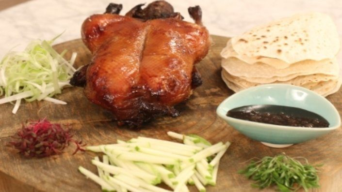 You'll find the ultimate Ching-He Huang Peking Duck with Apple and Tamarind Sauce recipe and even more incredible feasts waiting to be devoured right here on Food Network UK.