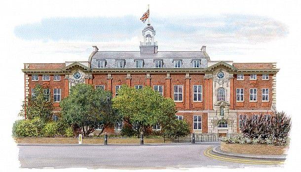 Peter Jarvis, Artist / Sir John Cass' Foundation Primary School, Duke's Place Aldgate
