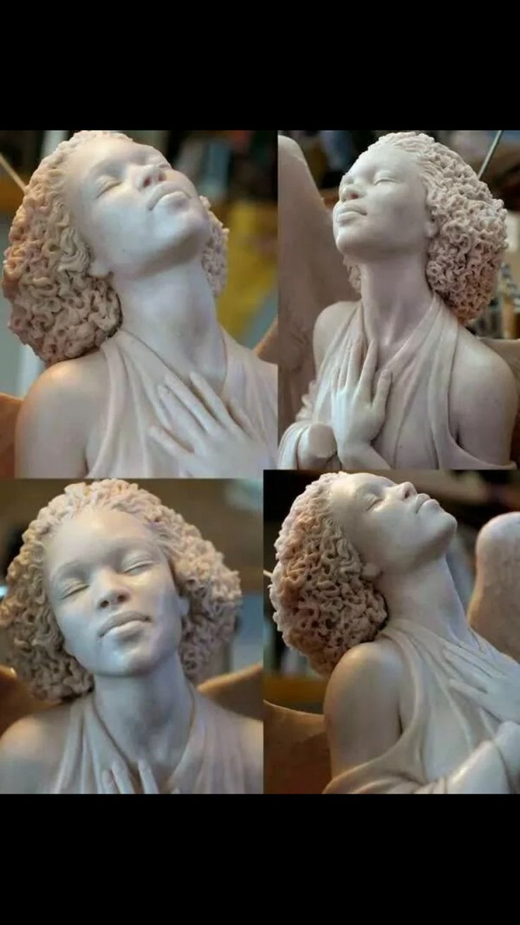 Beautiful Black and gorgeous sculpture.... I'm absolutely impressed!