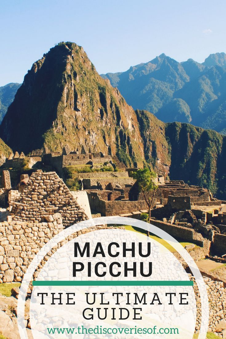 Machu Picchu is one of the top destinations in Peru, South America and should be top of everyone's bucket list. Here's a guide to planning your trip to Machu Picchu.