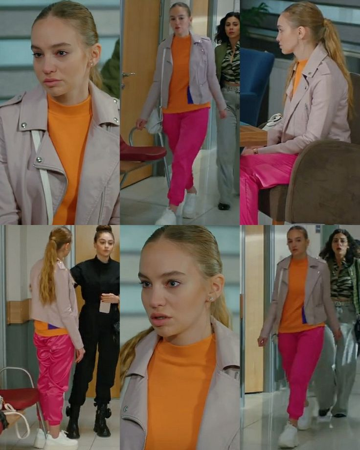 Eda 4 Episode Sol Yanim Tv Show Outfits Emma Style Outfits