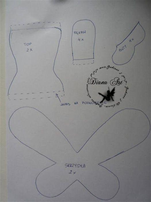 Autora do tutorial Diana P                                                                                                                 ...