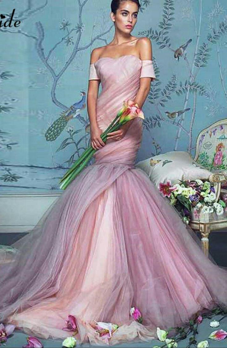 Mejores 21 imágenes de Wedding en Pinterest   Vestidos de novia ...