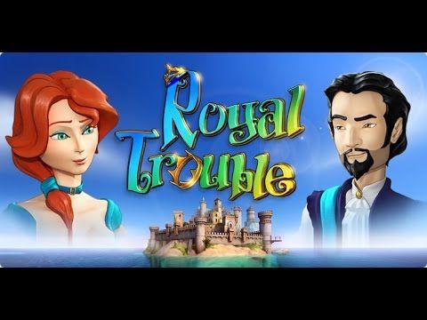 Let's play Royal Trouble Deutsch Teil 1