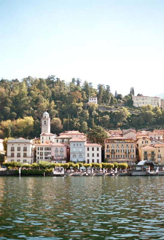 dustjacket attic: Wedding Inspiration | Lake Como: Italy