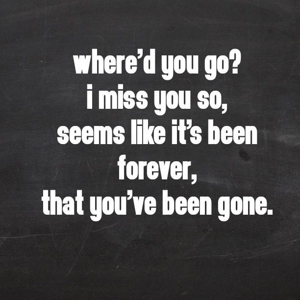 Fort Minor- Where'd You Go..this song makes me wanna cry