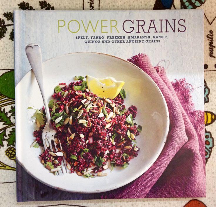 Power Grains - Cook Book.