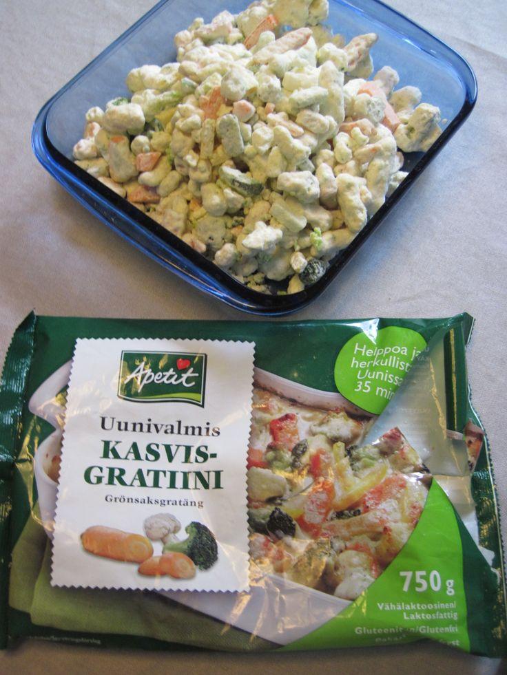http://www.hopottajat.fi/apetitgratiinit/ #hopottajat #apetitgratiinit Helppoa ja nopeaa sekä maistuvaa