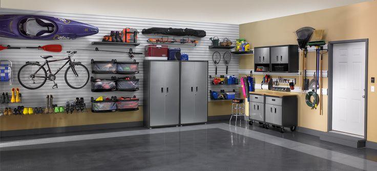 Gladiator Garageworks Storage, Organization, Flooring, and More | Abt