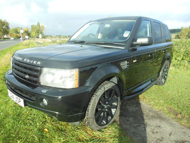 2006 Range Rover Sport 2.7 HSE auto 4x4. Black. FSH. Click on pic shown for loads more.