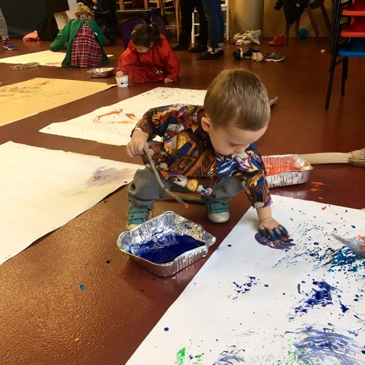 HOT: Toddl'Art kids art classes, Footscray Community Arts Centre, 45 Moreland St, Footscray http://tothotornot.com/2016/09/toddlart-footscray/