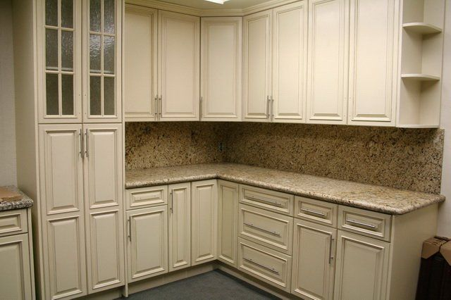 29 best images about kitchen cabinets ivory on pinterest - B jorgsen cabinets ...