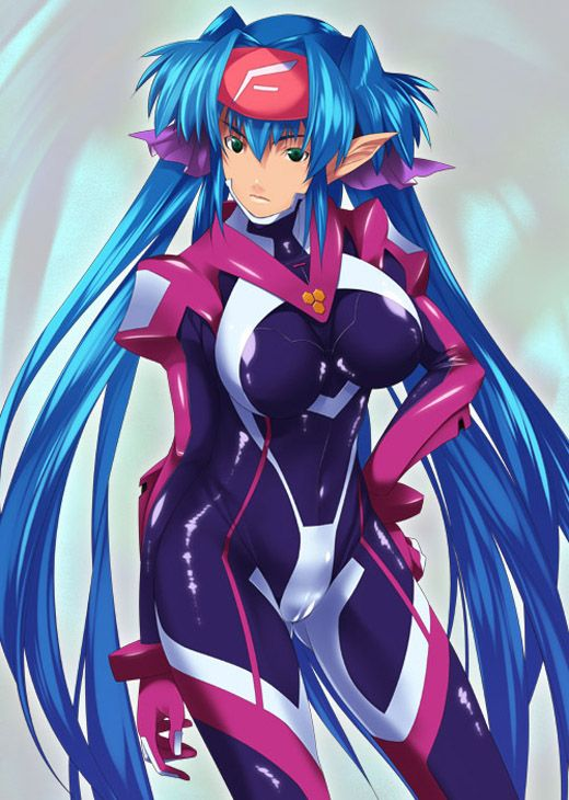Captain Klan Klang from Macross Frontier is ONE of the main reasons for a man to love giant hot babes!!!!!