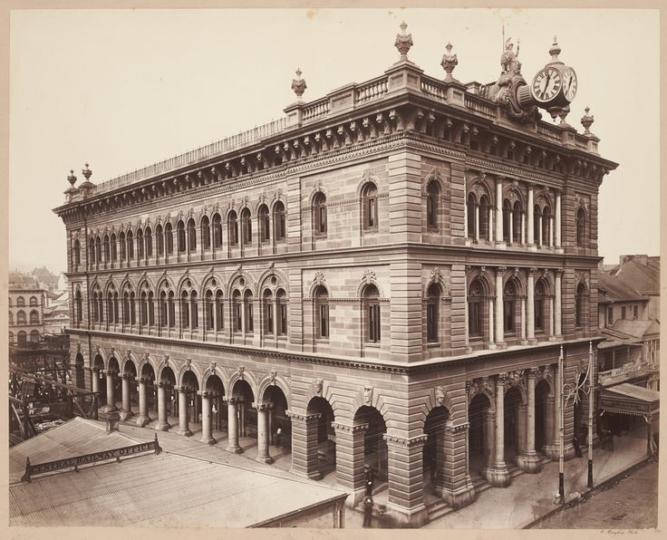 Post Offices of New South Wales: Sydney (1890)