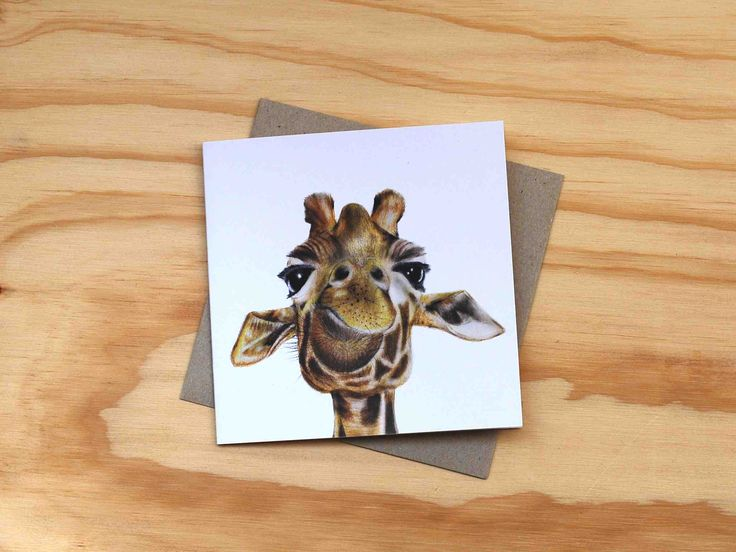 For ME by Dee - Toby the Giraffe Gift Card ($6.50)
