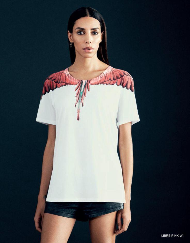 LIBRE white t-shirt
