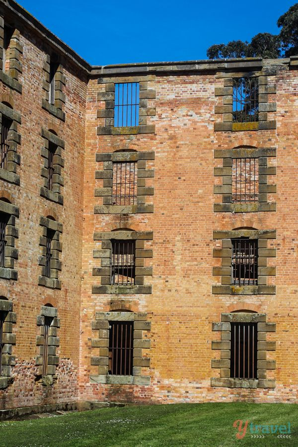 Port Arthur Historic Site - Tasmania, Australia.  If Tasmania is on your Bucket List go for it.  The prison is the main thing to see.  The towns are very small and not much to see.  However, it is Tasmania and worth it to check off!
