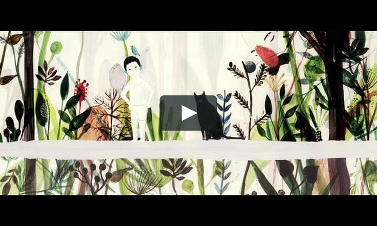 CJ Picture book animation Festival  - Sponsor: CJ Cultural Foundation  - Planner, Coordinator: Chun Sang-hyun  Text: Elise fontenaille Illustration: Violeta…