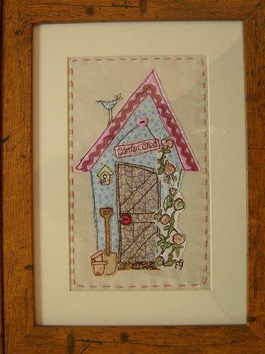 Oltre 25 fantastiche idee su disegni applique su pinterest for Cottage molto piccoli