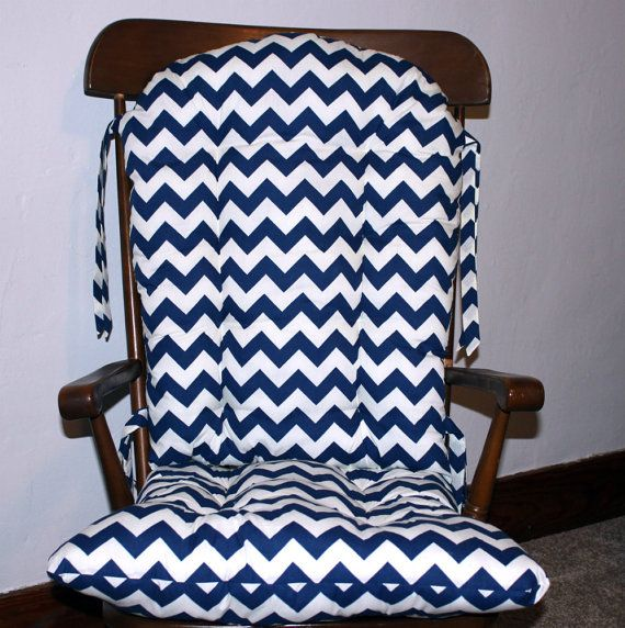 Rocking Chair Cushions on Pinterest  Chair Cushion Covers, Chair ...