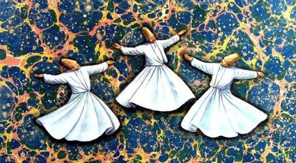 Türk Halk Sanatı - Ebru Sanatı