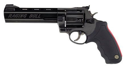 Taurus Raging Bull 44 Magnum and 454 Casull Handgun