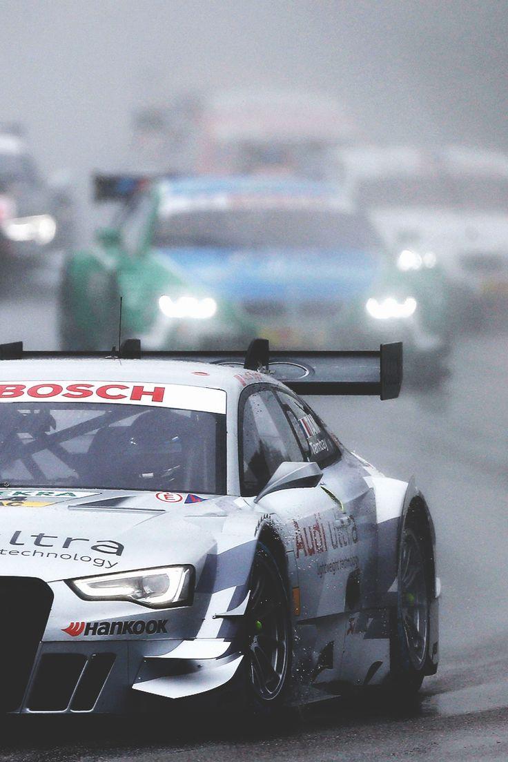 """Audi DTM """"That's them, the Teufel cars!"""" KB"""
